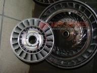 Разрушены лопатки гидротрансформатора