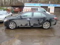 Toyota Camry 3.5 2008 [U660E] не двигается