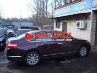 Nissan Teana 2009 JF011E